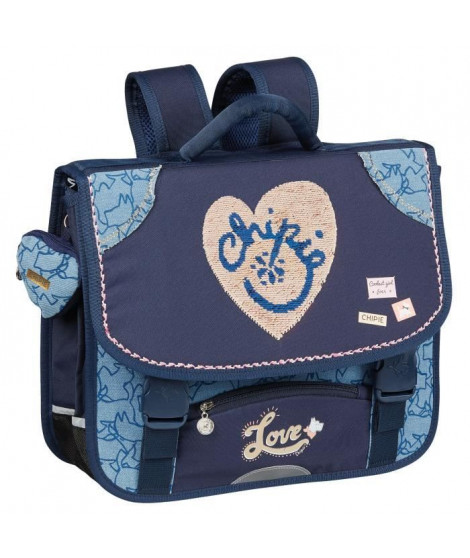 CHIPIE Cartable 100737897 - Bleu