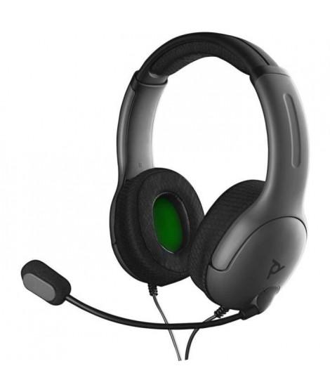 Casque PDP Level 40 Gris pour Xbox One