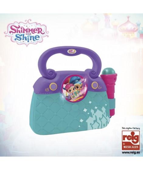 SHIMMER SHINE Sac Glamour avec microphone