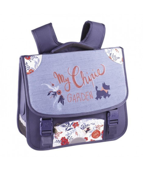 CHIPIE Cartable 100737532 - Bleu