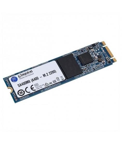 KINGSTON SSD A400 - M.2 2280 Interne - 240 Go - SATA (SATA/600) - 500 Mo/s Taux de transfer maximale en lecture